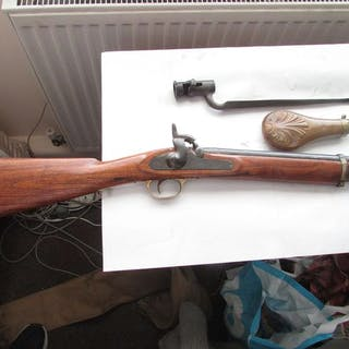 United Kingdom - tower musket - Assault - Percussion - Musket