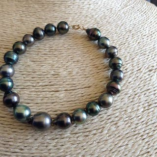 or Perle de Tahiti - Bracelet