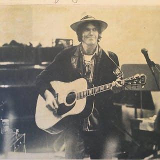 Neil Young - 7 LP Albums - LP's - 1972/1978