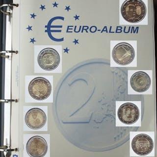 Europe - 2Euro 2004/2012 Herdenkings uitgaven in...