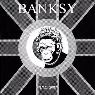 Banksy - N.Y.C.- 2007