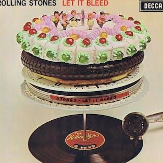 THE ROLLING STONES - Let It Bleed - original UK MONO LP inkl