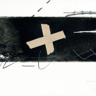 Antoni Tàpies - Sin titulo