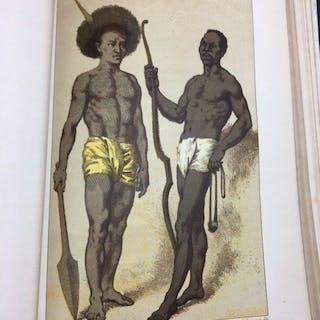 Louis Figuier  - Les Races Humaines - 1885