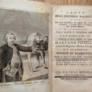 Novi Giuseppe - Vanto delli cocchieri napoletani - 1776