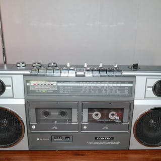 Contec -8822-2S - Stereo Boombox