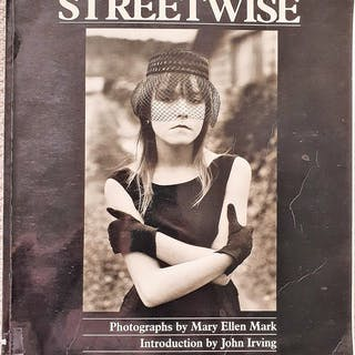 Mary Ellen Mark - Streetwise [First Edition] - 1988