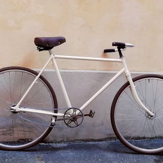 Bianchi - Single speed- Road bicycle - 1940