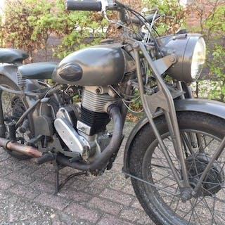Monark - M/42 ALBIN - OHV - 500 cc - 1943