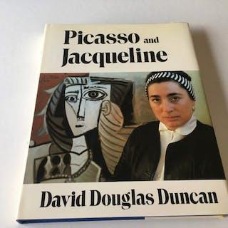 David Douglas Duncan- Picasso and Jacqueline - 1988