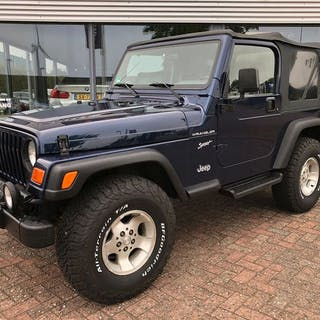 Jeep - Wrangler TJ - 2002