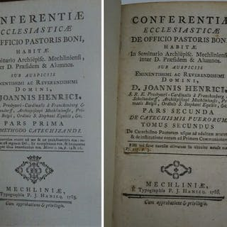 Joannes-Henricus de Franckenberg - Conferentiae...