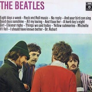 """THE BEATLES - The Beatles """"Boek En Plaat Edition""""..."""