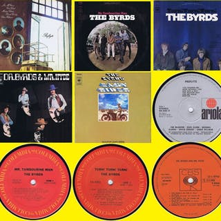THE BYRDS: 1