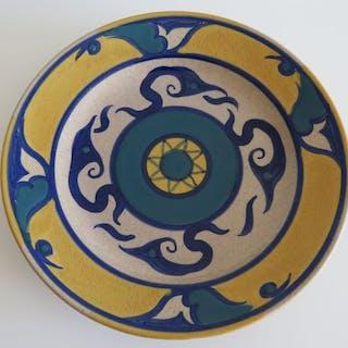 W.J. Rozendaal - sphinx - Piatto - Ceramica