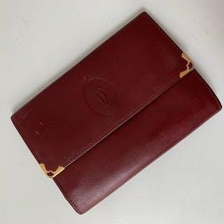Cartier - Must de- NO RESERVE! Portemonnaie