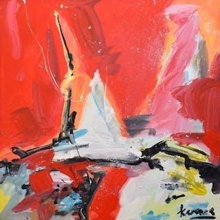 Eric Jan Kremer - ' Facing the elements '