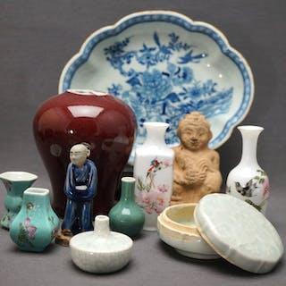 Molto ampio - Porcellana - Vases