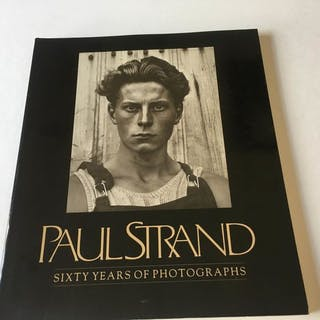 Paul Strand - Sixty Years of Photographs - 1976