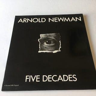 Arnold Newman - Five Decades - 1986
