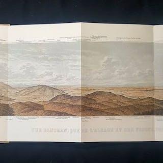 Vix / Reichardt - Panorama De L'Alsace Et Des Vosges - 1890
