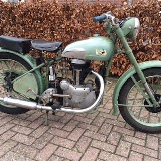 Panther - Svalan - Matcher 50 - 250 cc - 1951