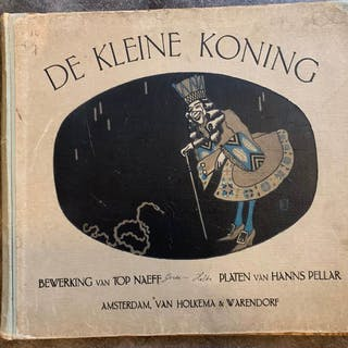 Fritz von Ostini / Hans Pellar / Top Naeff - De kleine koning - 1922