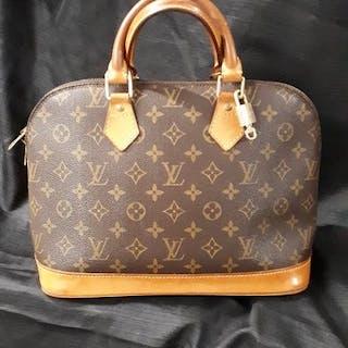 Louis Vuitton - Alma Monogram Handtasche