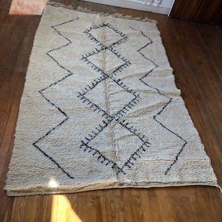 Berber - Tapis - 232 cm - 145 cm