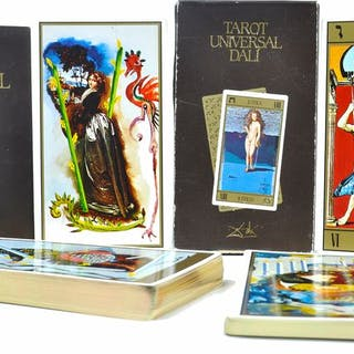 Salvador Dalí - Tarot Universal Dalí - 1984