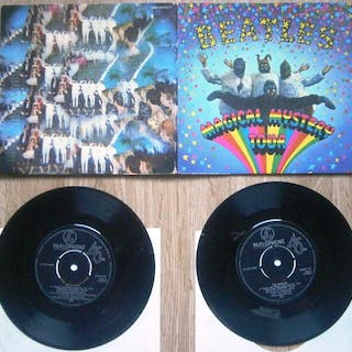 Beatles - Magical Mystery Tour VERY Rare Authentic First...