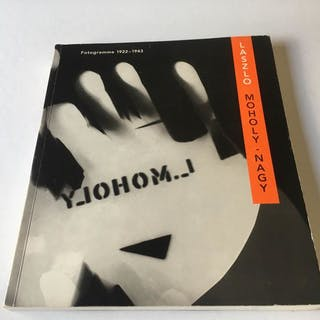 Laszlo Moholy-Nagy - Fotogramme 1922-1943 - 1995