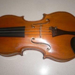 franseviool - Geige - Frankreich - 1950