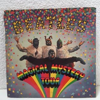 Beatles - Magical Mysterie Tour- Multiple titles - 7″-Single - 1967/1967