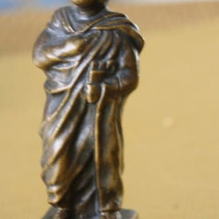 Han Rehm (1908-1970) - Bronzeskulptur Telesphorus