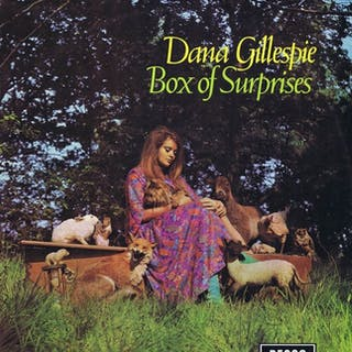 DANA GILLESPIE - Box Of Surprises - Original-LP-Album - 1969/1969