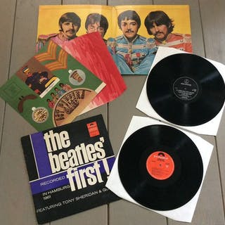Beatles - Multiple titles - LP's - 1967/1964