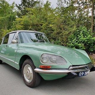 Citroën - DS 20 - 1972