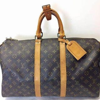Louis Vuitton - Keepall 45 Reisetasche