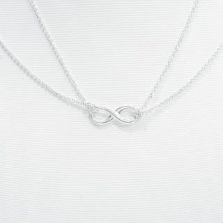 Tiffany Infinity Pendant Silver - Pendant