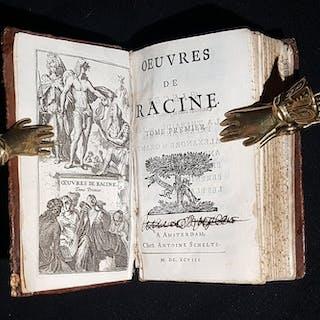 Jean Racine - Oeuvres - 1696