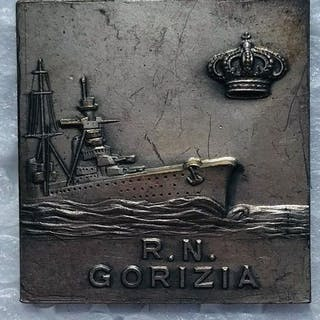 Italia - -Lotto 7 Medaglie Regia Marina Italiana - Medaglia