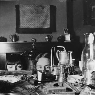 Rene Magritte (1898-1967)- Les Voyantes, 1930