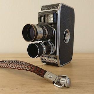Bolex Paillard - B8 - Kaligar 8mm f/1.9 - Kern Paillard...