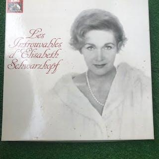 Les Introuvables  d'ELISABETH Schwarzkopf 5 LP Box set...
