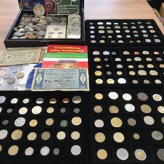 Welt - Partij diverse munten