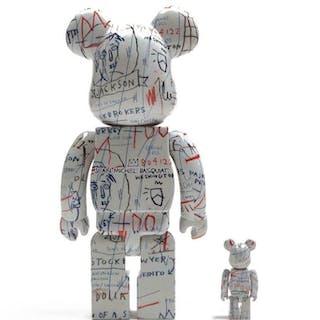 Jean-Michel Basquiat - Medicom 400% & 100% Articulated