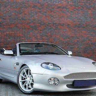 Aston Martin - DB7 Volante - 2001