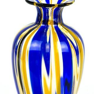 Livio Campanella (Murano) - Jarrón en cristal de color caña - Vidrio