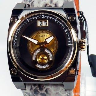 Savoy - Icon Petite mit 15 Diamanten - C7303.02D.L3- Women - 2011-present